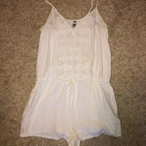 Women's OLD NAVY Romper (Size M)